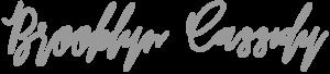 Brooklyn Blog Signature